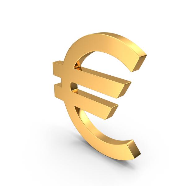 Euro Symbol PNG & PSD Images