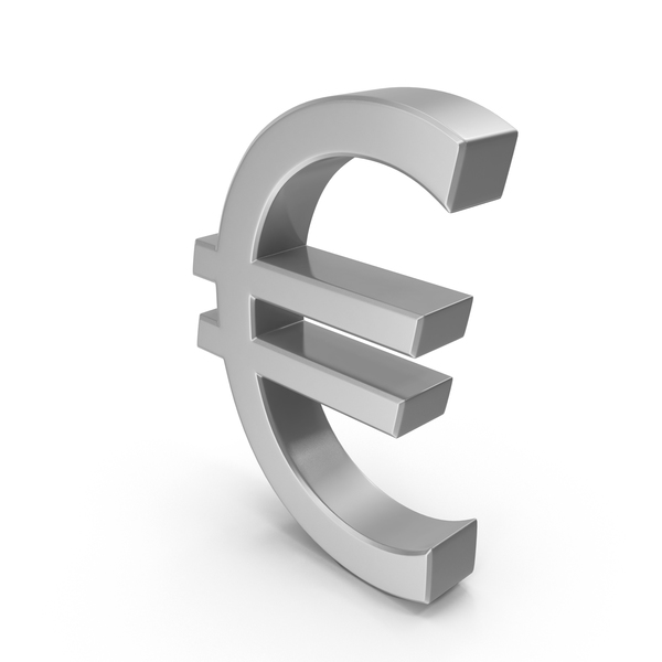 Sign: Euro Symbol PNG & PSD Images