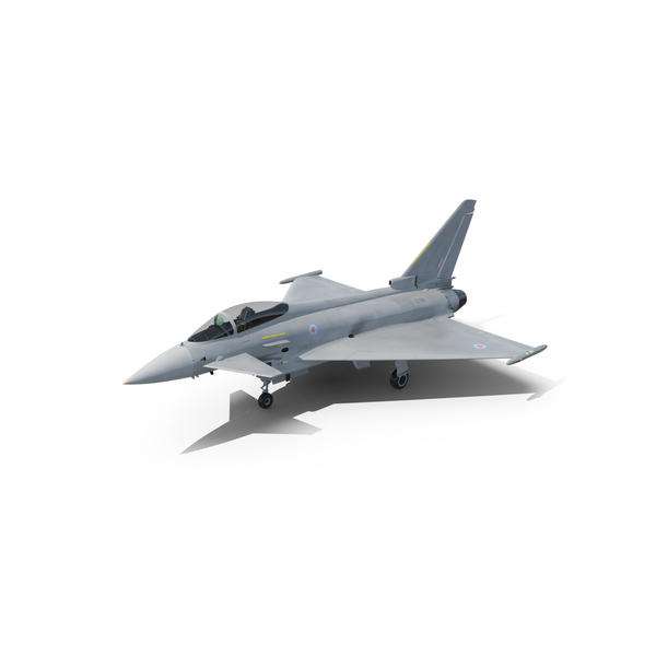 Bomber: Eurofighter Typhoon PNG & PSD Images