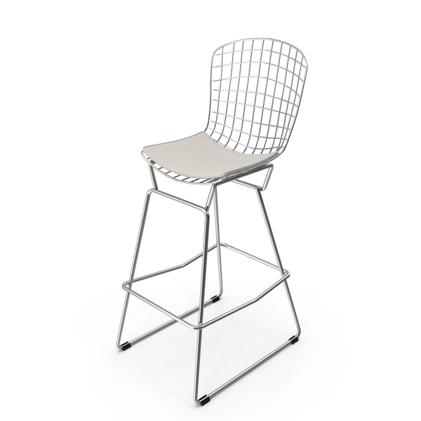 European Creative Bar Chair PNG & PSD Images