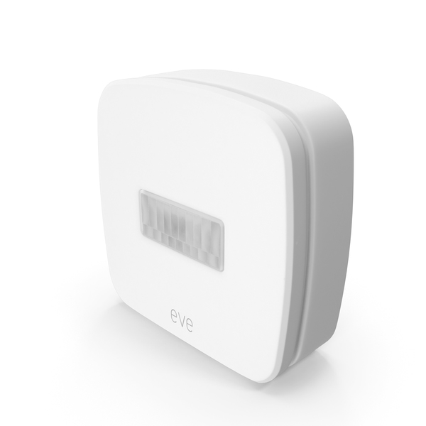 Eve Motion Wireless Motion Sensor PNG & PSD Images