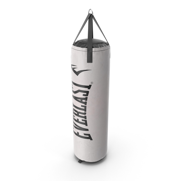 Everlast Heavy Bag PNG & PSD Images