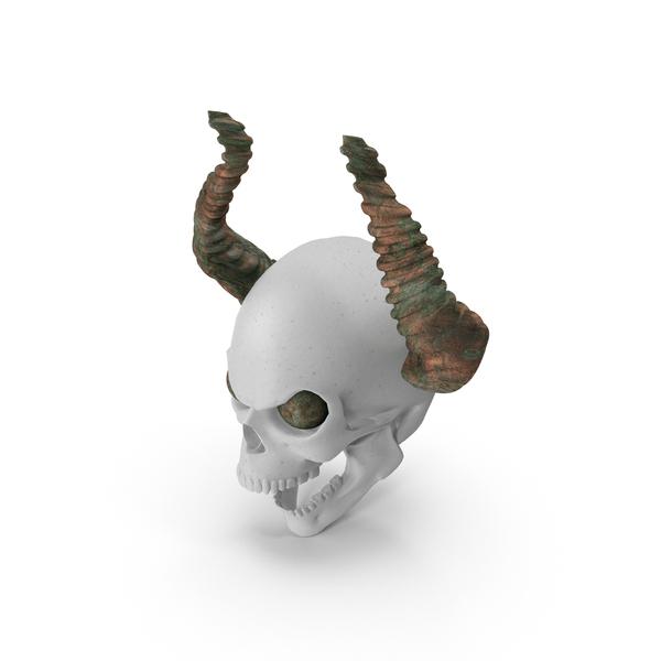 Evil Skull PNG & PSD Images