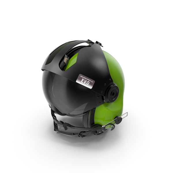 Evolution 252 Flight Helmet PNG & PSD Images
