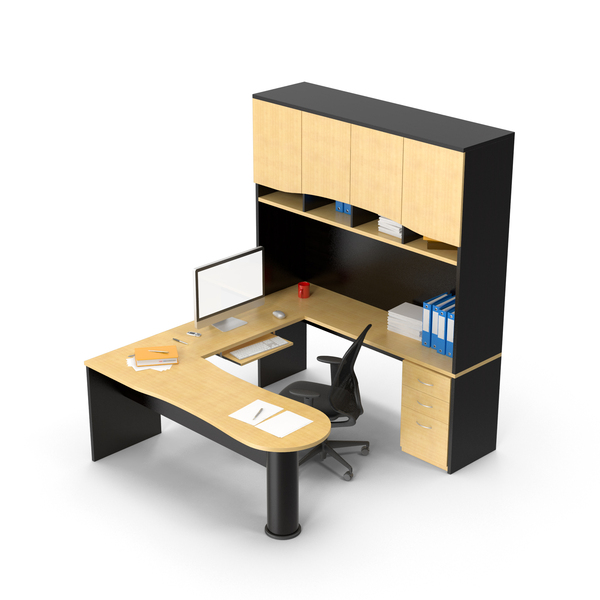Executive Desk PNG & PSD Images