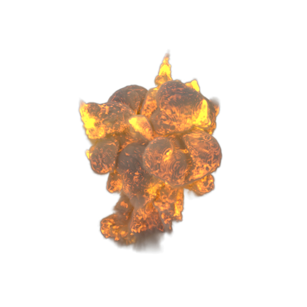 Explosion PNG & PSD Images