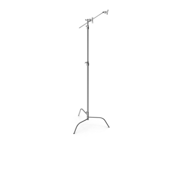 Stage Light: Extended C-Stand PNG & PSD Images