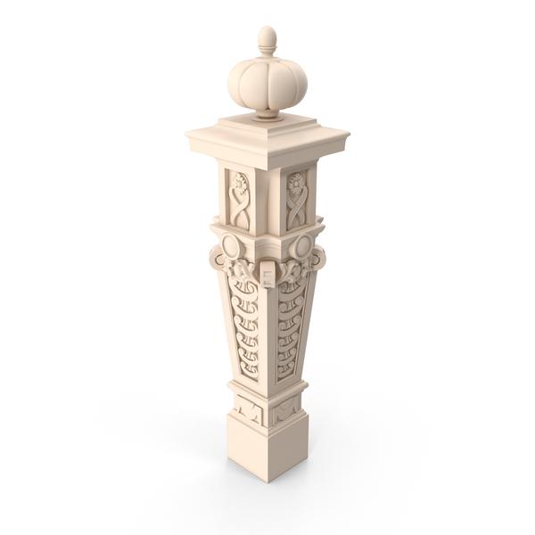 Exterior Column PNG & PSD Images