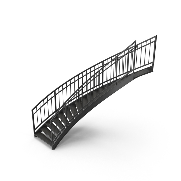 Exterior Staircase PNG & PSD Images