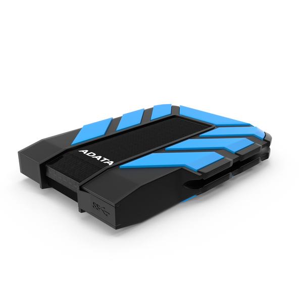 External Hard Disk Adata HD710 PNG & PSD Images