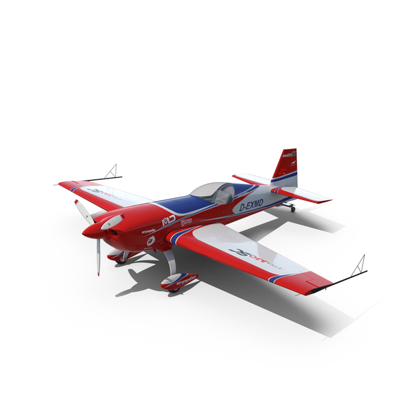 Extra 330 Race Aircraft PNG & PSD Images