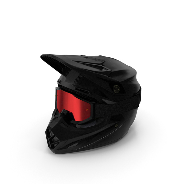 Extreme Helmet with Goggles PNG & PSD Images
