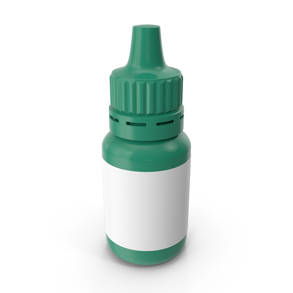 Eye Drop Bottle PNG & PSD Images