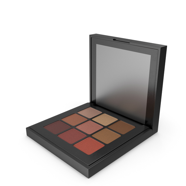 Eye Shadow Palette PNG & PSD Images