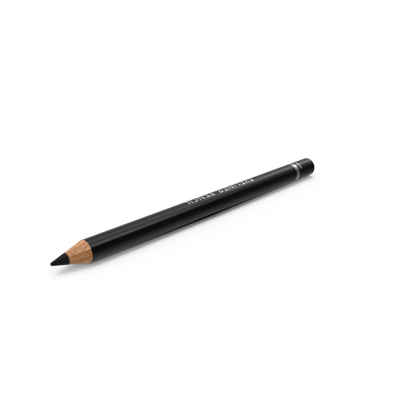 Eyeliner Pencil Black PNG & PSD Images