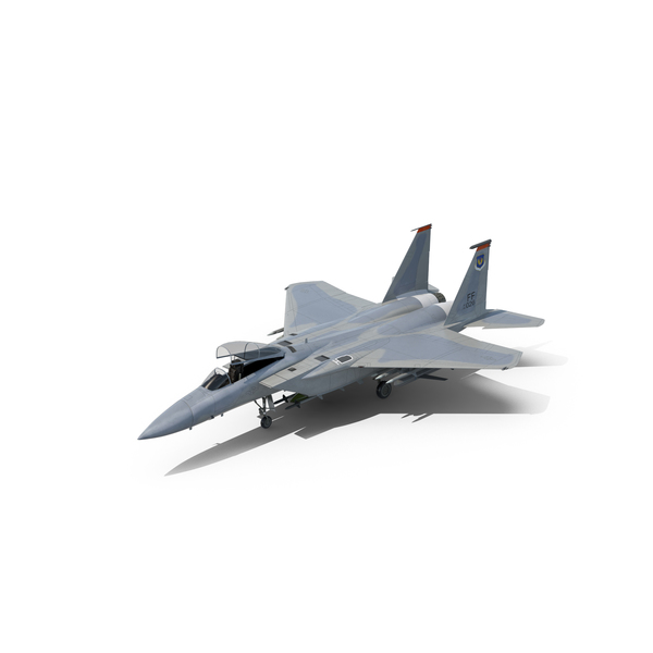 F-15 Fighter Jet PNG & PSD Images