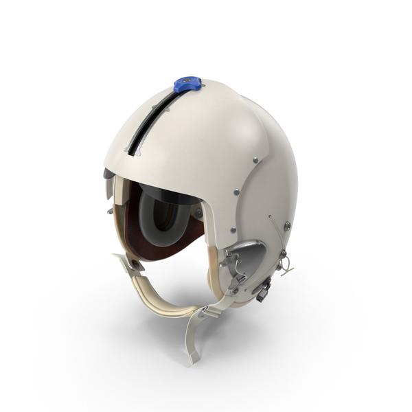 F-4 Pilot Helmet Object