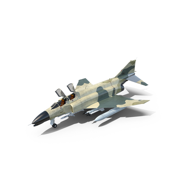 Bomber: F-4E Kurnass PNG & PSD Images