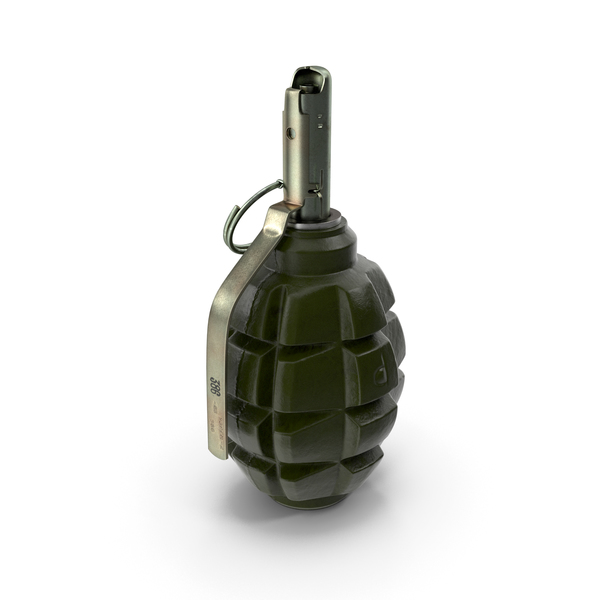 F1 Grenade PNG & PSD Images