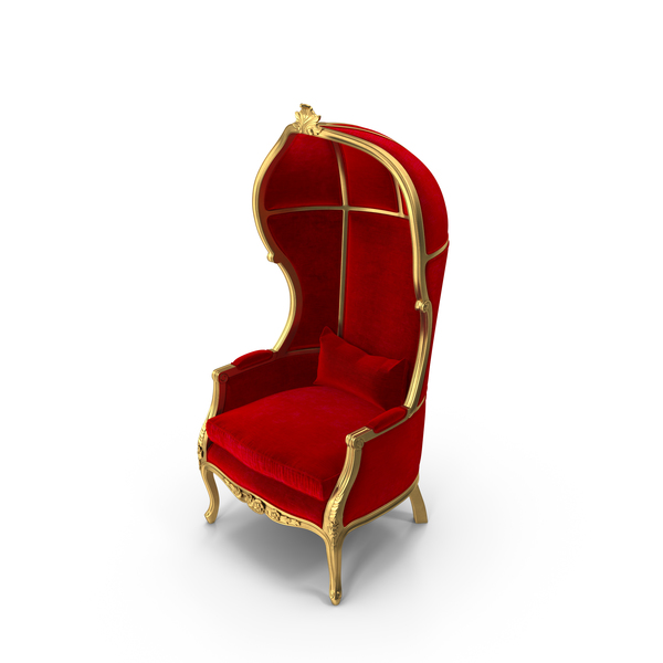 Fabulous and Baroque's Victoire Balloon Chair PNG & PSD Images
