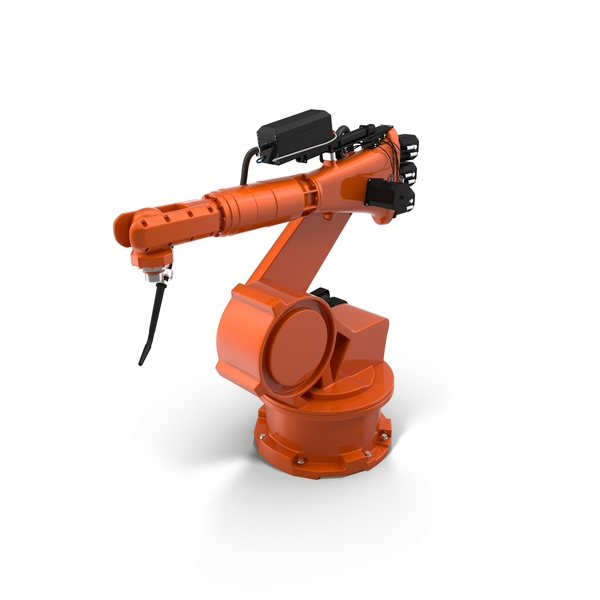 Industrial: Factory Robot PNG & PSD Images