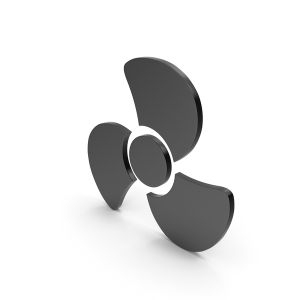 Logo: Fan Icon Black PNG & PSD Images