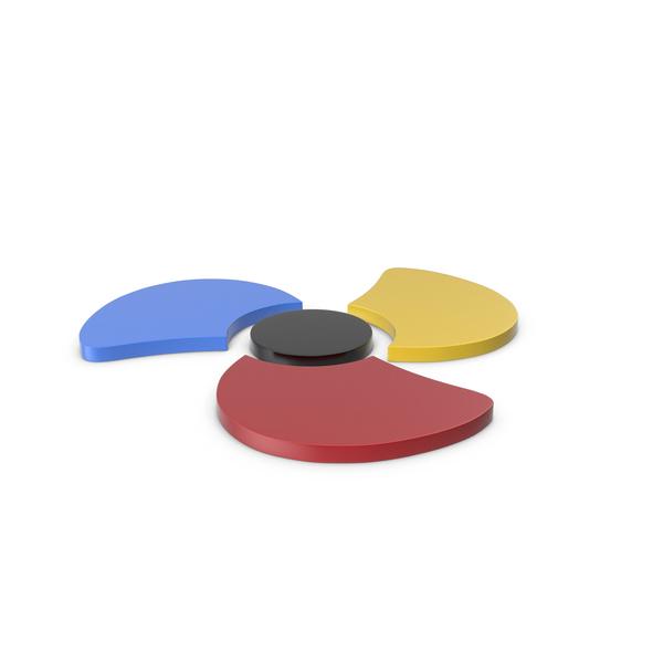 Logo: Fan Icon Colors PNG & PSD Images