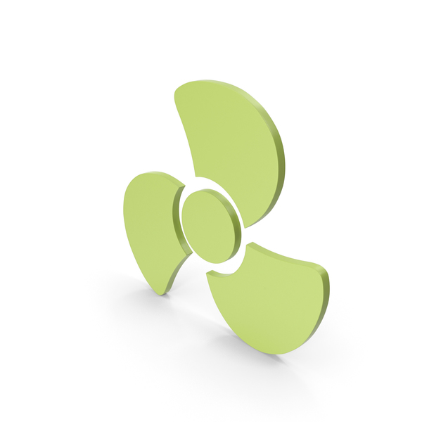 Computer: Fan Icon Green PNG & PSD Images