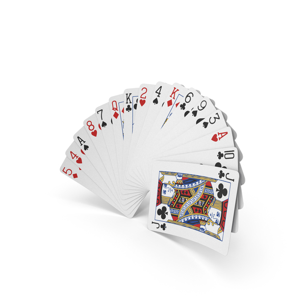 Fan of Playing Cards PNG & PSD Images