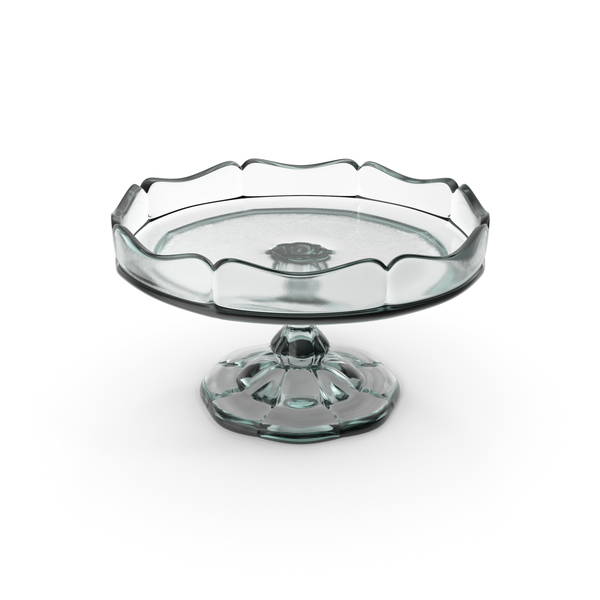Fancy Glass Bowl PNG & PSD Images