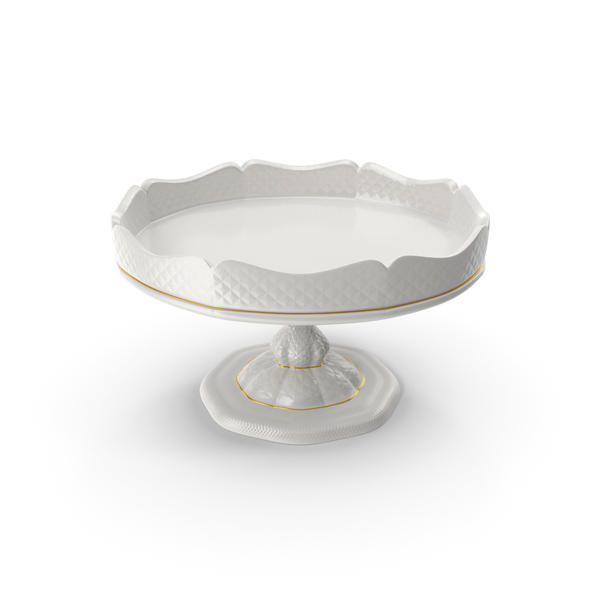 Fancy Porcelain Bowl PNG & PSD Images