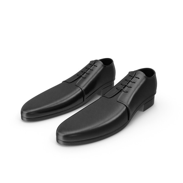 Fancy Toon Leather Shoes PNG & PSD Images