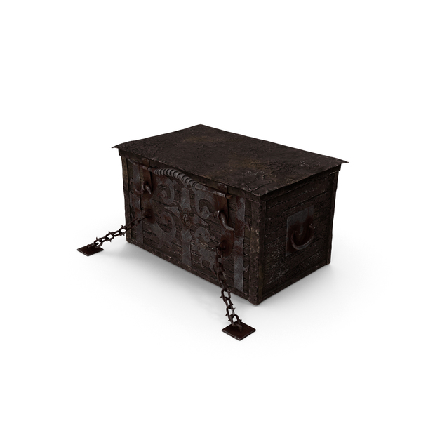 Fantasy Chest PNG & PSD Images
