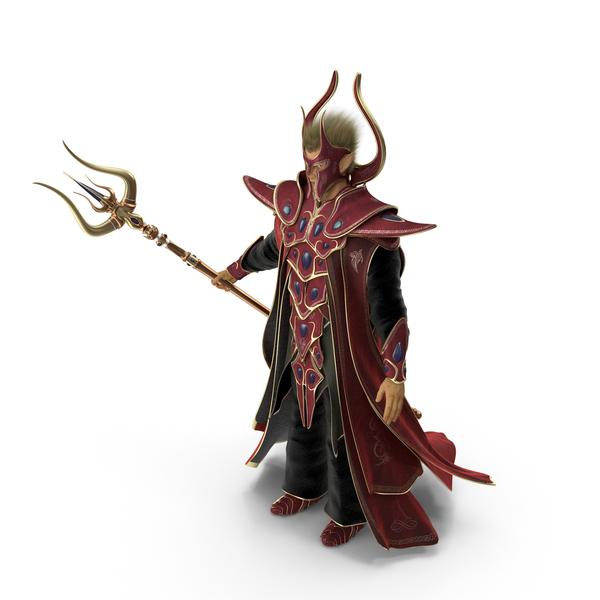 Wizard: Fantasy Sorcerer PNG & PSD Images
