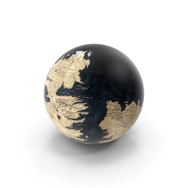 Fantasy World Globe PNG & PSD Images