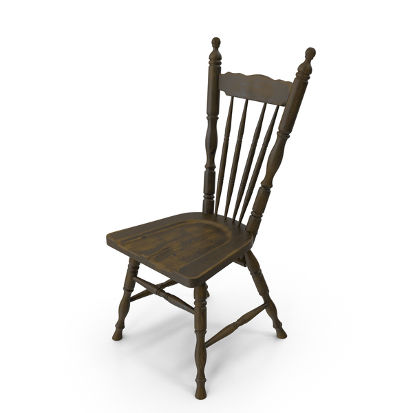 Farmhouse Chair PNG & PSD Images