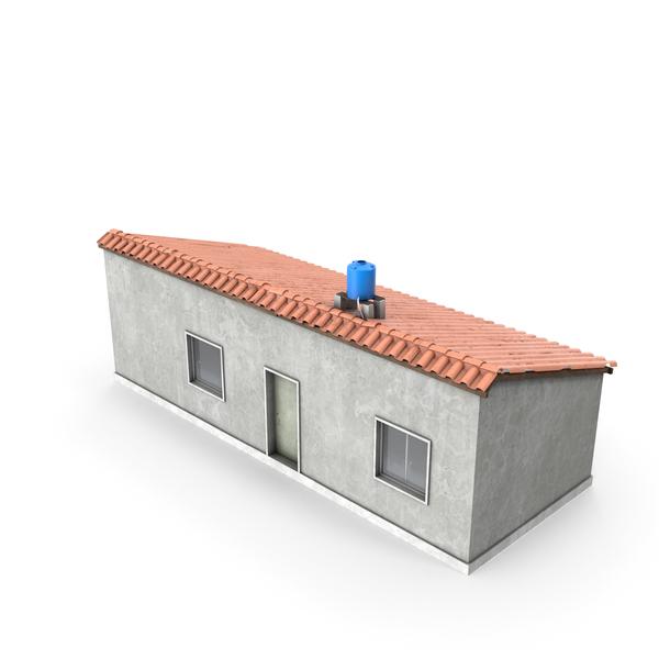 House: Favela Building PNG & PSD Images