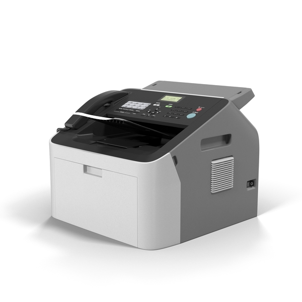 Fax Machine PNG & PSD Images