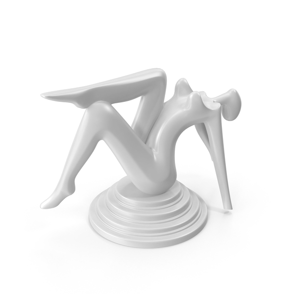 Female Sculpture PNG & PSD Images