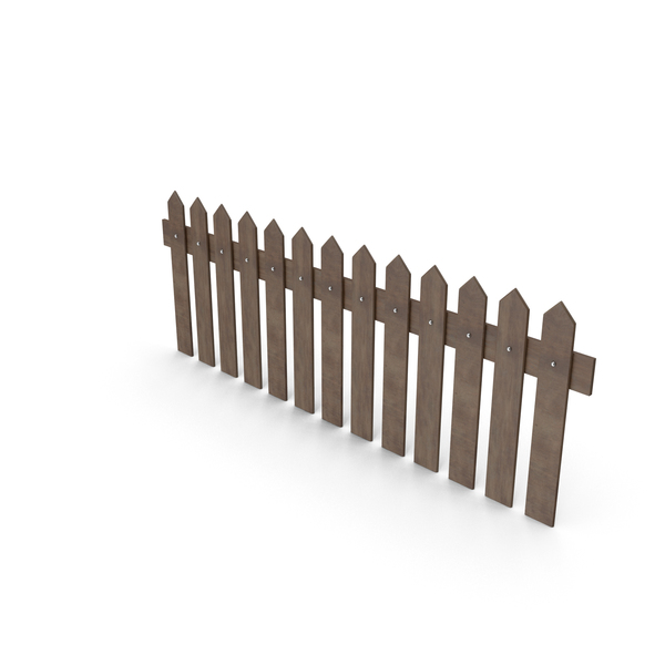 Picket: Fence PNG & PSD Images