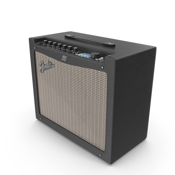 Fender Amplifier PNG & PSD Images