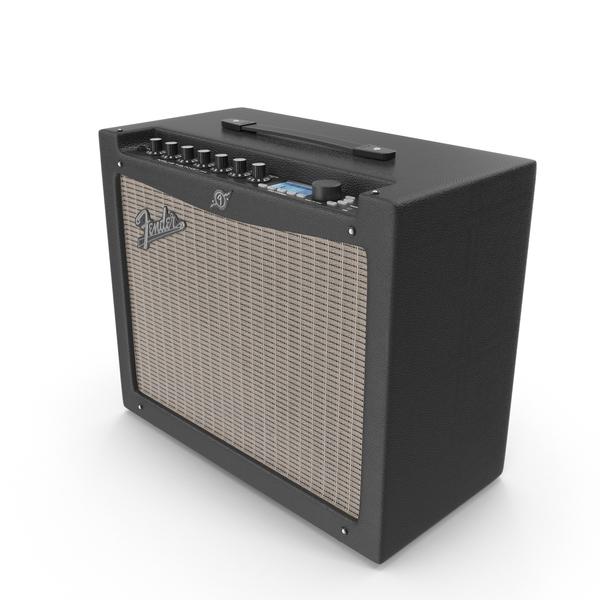 Fender Amplifier Object