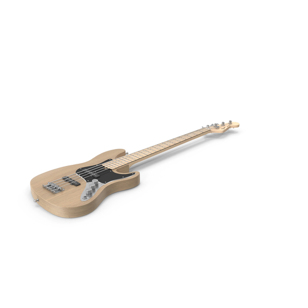 Fender Jazz Electric Bass PNG & PSD Images