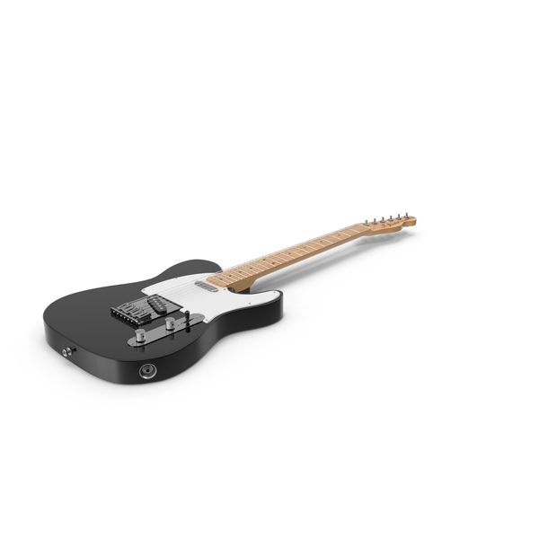 Fender Telecaster Black Object