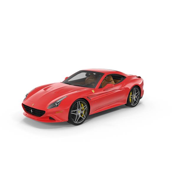 Ferrari California Object