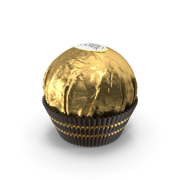 Ferrero Rocher Chocolate PNG & PSD Images