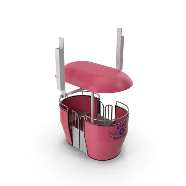 Cart: Ferris Wheel Cabin PNG & PSD Images