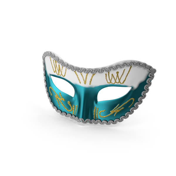 Mardi Gras: Festival Mask PNG & PSD Images