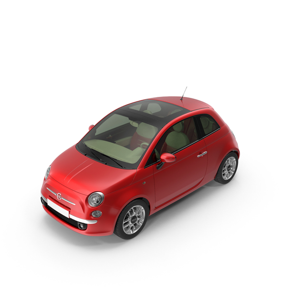 Fiat 500 PNG & PSD Images