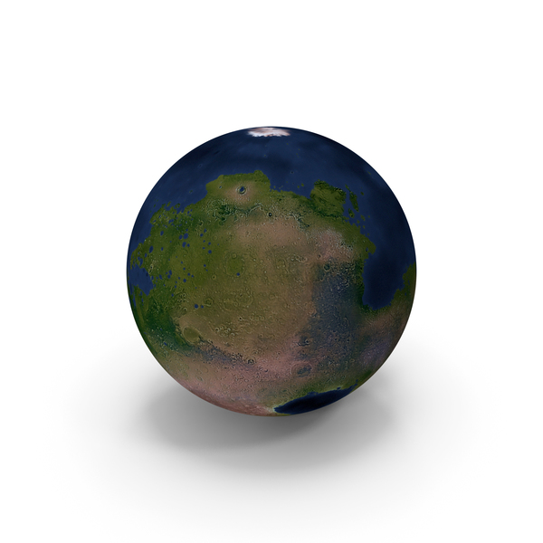 Fictional Planet PNG & PSD Images